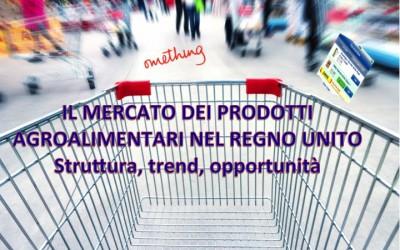 Esportare food nel Regno Unito. Due eventi a Cagliari ed Oristano