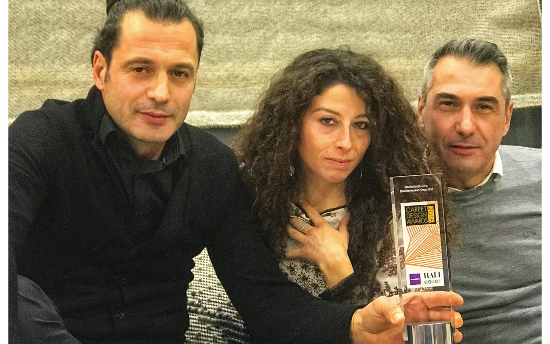 Mariantonia Urru sbanca Domotex con il progetto Capo Boi