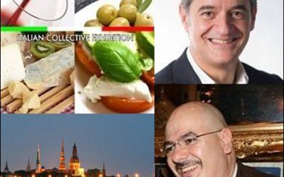 """Sapori d'Italia nella capitale Lettone, al """"Riga Food 2008"""""""